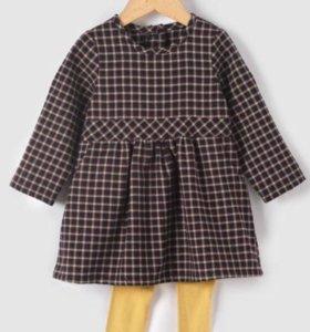 Платье и колготочки для девочки