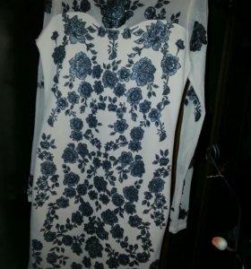 Платье новое стрейчевое