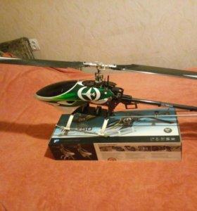 Рама радиоуправляемого 3D пилотажного вертолёта