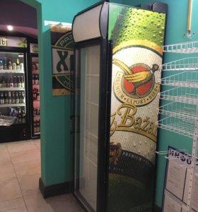 Холодильник Витрина для пива, воды