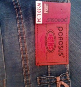 Мужские джинсы Porosus