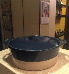 Форма керамическая для запекания Dekok