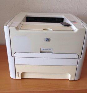 Принтер HP Laser Jet 1160