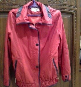 Курточки размер 48