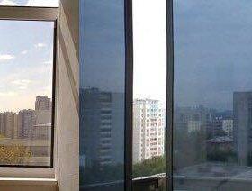 Тонировка окон балкона,офисов и магазинов