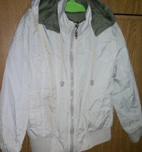 Куртка-ветровка для мальчика.