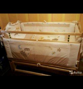 Кровать люлка