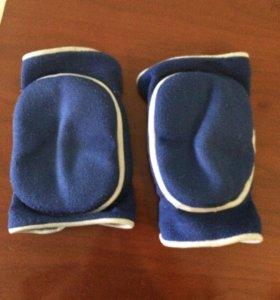 Наколенники синие для самбо
