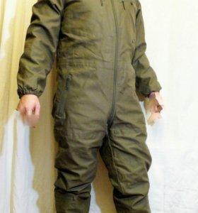 Новый зимний мужской танковый костюм Bundeswehr