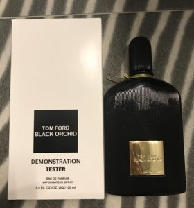 Tom Ford black orchid tester 100ml