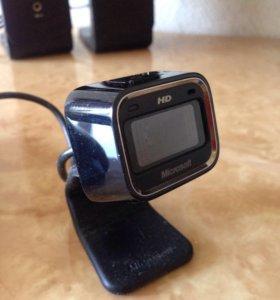 """Веб-камера Microsoft """"LifeCam HD-5000"""""""
