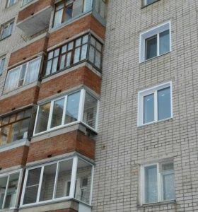 Лоджии, балконы пвх и алюминия.