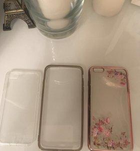 Чехол на телефон айфон 6 и 6 +