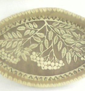 Хлебница рябинка