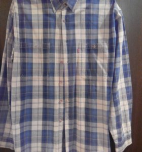 Рубашка мужская р. 52