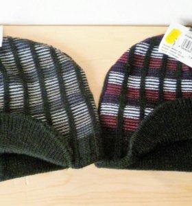 Новые мужские шапочки с козырьком