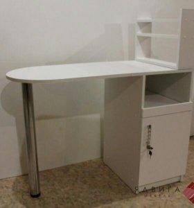 Маникюрный стол МС2 + замок