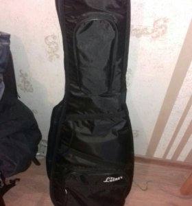 Хороший зимний чехол на бас-гитару)