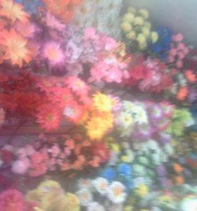 Искусственные цветы опт и розница