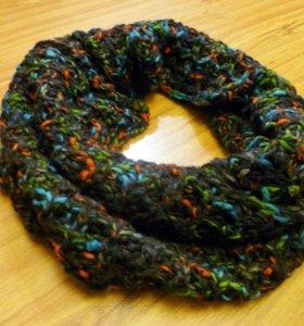 Новый шарфик-хомут