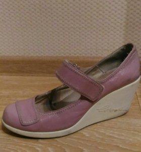 Туфли CorsoComo,39 р-р,натур.кожа.