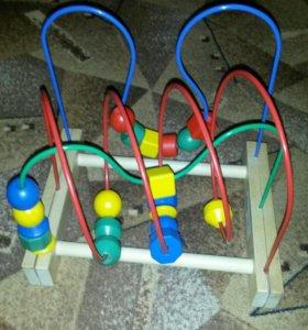 """Развивающая игрушка """"Лабиринт """""""
