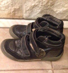 Ботинки р36 демисезонные