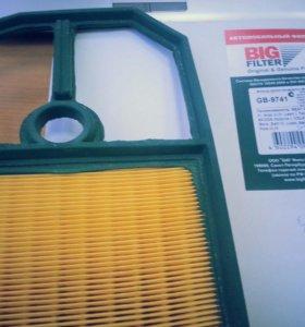 Фильтр воздушный gb 9741 для шкоды октавия тур 1,4