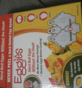 Формы для варки яиц без скорлупы (пашот)