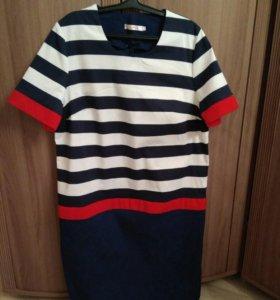 Платье 54 размера (маломерка)