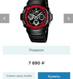 Часы G-SHOCK CLASSIC AW-591-4AER