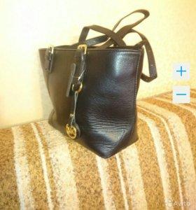 Новая сумка МК из натуральной кожи 🇹🇷