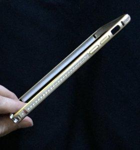 Ободок для IPhone 6-6s со стразами