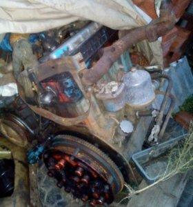 Двигатель на МТЗ. Мотор на МТЗ.