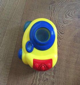 Музыкальный Игрушечный фотоаппарат