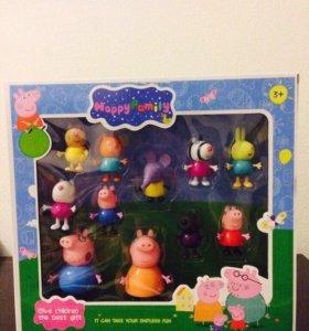 Свинка Пеппи и друзья