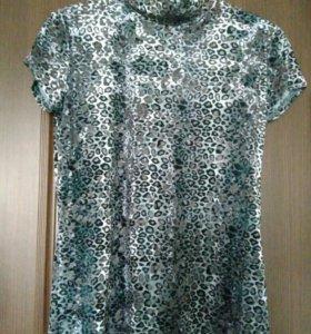 Блуза- водолазка