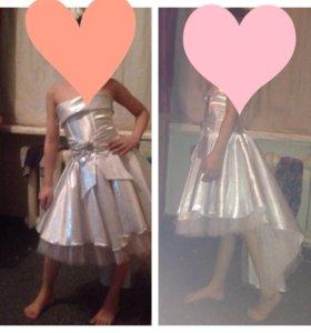 Нарядная платья