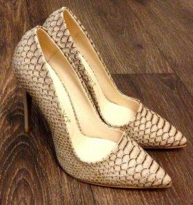 Туфли новые кожаные женские