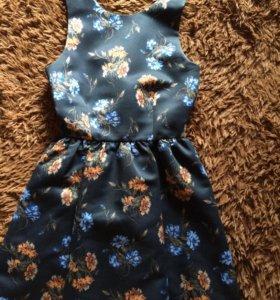 Крутое платье M/ L