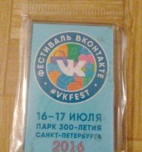 Магнит VKfest
