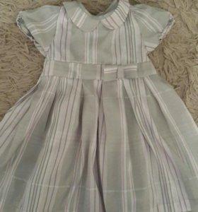 Платье 74-80р.