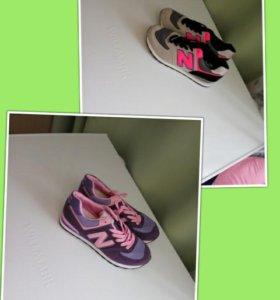 Кроссовки,новые
