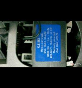 Мотор на стиральную машину LG.