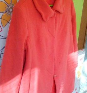 Пальто весна осень 46 -48 размера