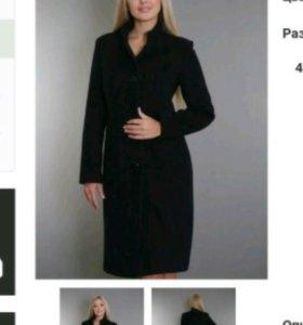 Пальто новое кашемировое.
