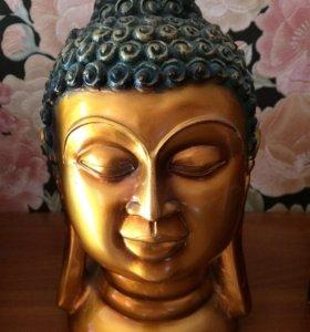 Будда, голова