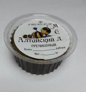 Мед гречишный 0.1л