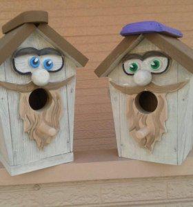 Скворечники для птиц