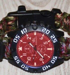 Часы Армейские RINNADY НОВЫЕ 2 расцветки